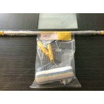 6 Piece extension pole & roller Set